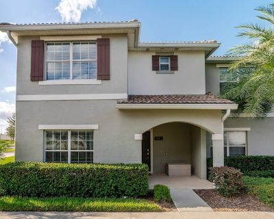 Beautiful Townhome with first class amenities on Storey Lake Resort, Orlando Townhome 4840 - Kissimmee
