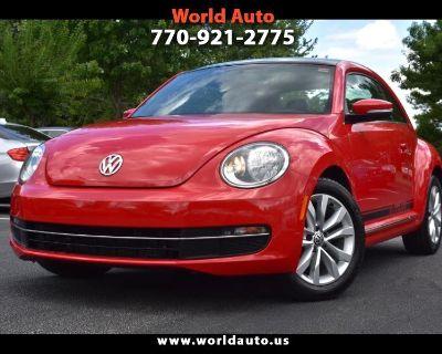 2014 Volkswagen Beetle 2.0T Turbo