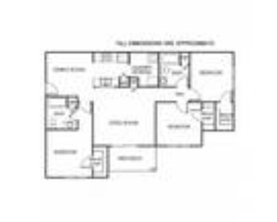 Belmont at York - 3A Floor Plan