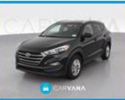 2016 Hyundai Tucson Black, 66K miles