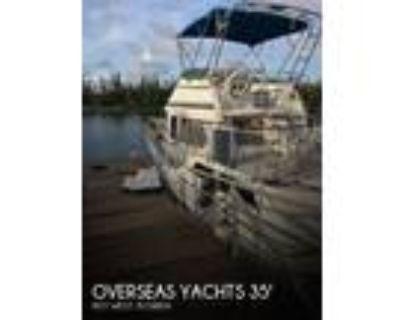 35 foot Overseas Yachts Trawler 35 Sundeck