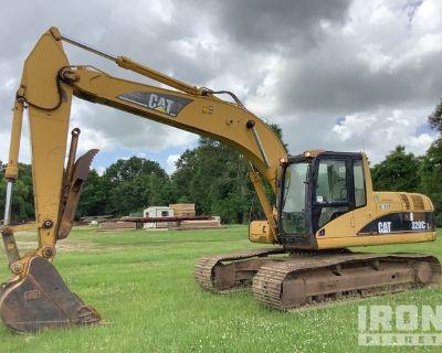CAT 320C Track Excavator