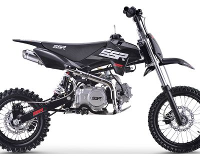 2021 SSR Motorsports SR125 Semi Motorcycle Off Road North Mankato, MN