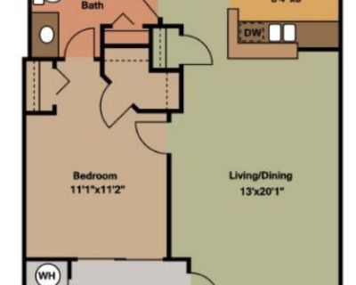 $2000 1 apartment in Springfield