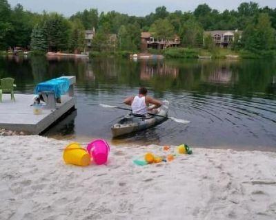 Lake Naomi,family friendly/pet friendly,lakefront - Pocono Pines