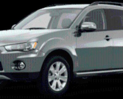 2013 Mitsubishi Outlander SE