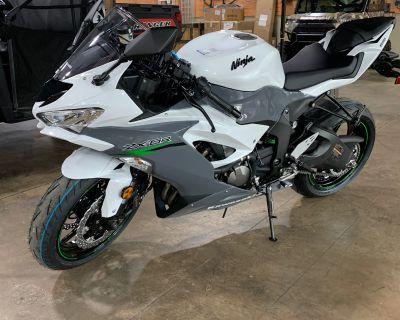 2021 Kawasaki Ninja ZX-6R Supersport Woodstock, IL