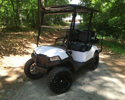 2014 YAMAHA DRIVE G-29 48V ELECTRIC GOLF CART; NEW MOTOR AND CONTROLLER ALLOWS 30+ MPH!!! Golf carts Woodstock, GA