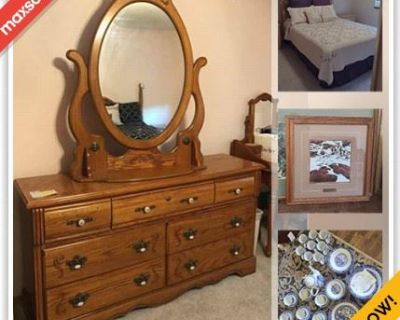Brighton Moving Online Auction - E. 123rd Drive