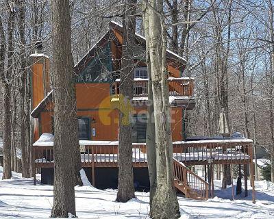 Pocono Lake – 3 Bedroom Cottage