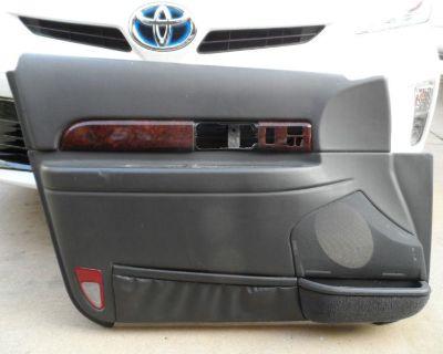 Lincoln Ls Door Trim Panel Left Front (fits: Lincoln Ls 2000 2001 2002)