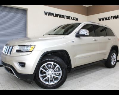 Used 2015 Jeep Grand Cherokee Limited 4WD