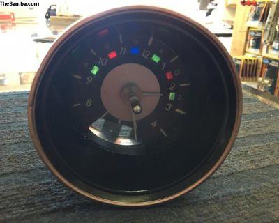 Clock Karmann Ghia