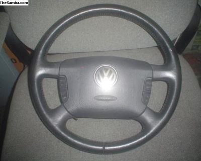 2001to 2004 Steering wheel