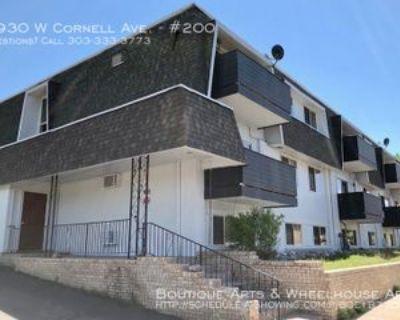 2930 W Cornell Ave #200, Denver, CO 80236 3 Bedroom Apartment