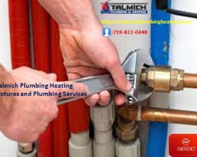 Try our water heater Colorado Springs services for top class result