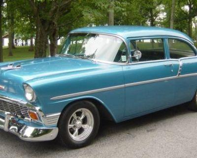 1956 Chevrolet 210 2-DOOR Post