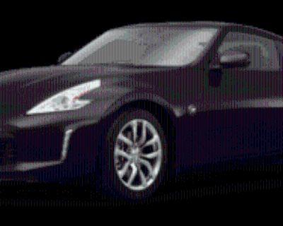 2014 Nissan 370Z Touring Coupe Auto