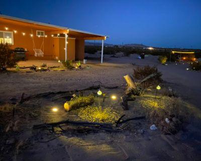Unique space in the High Desert, Twentynine Palms, CA