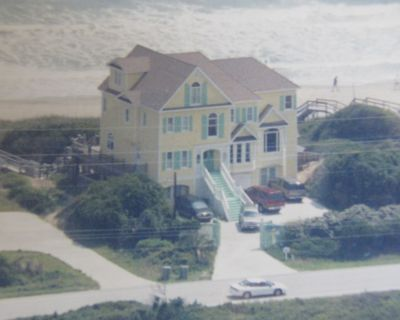 OCEANFRONT VICTORIAN MANSION HUGE 20' X 40' POOL/HOT TUB, PET FRIENDLY - Indian Beach