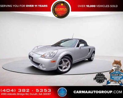2003 Toyota MR2 for sale