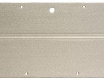 Dakota Digital 67 - 72 Chevy Gmc Pickup Aluminum Glove Box Cover Calg-67c-pu