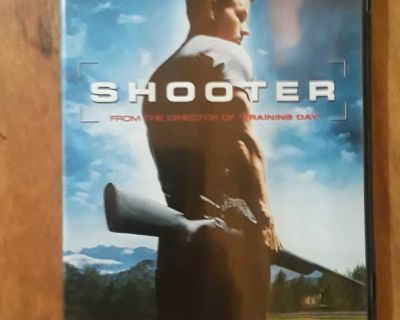 Shooter dvd