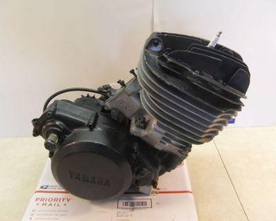 84-90 Yamaha Yz490 Yz 490 Engine Motor Cases Crankshaft Cylinder Piston Head