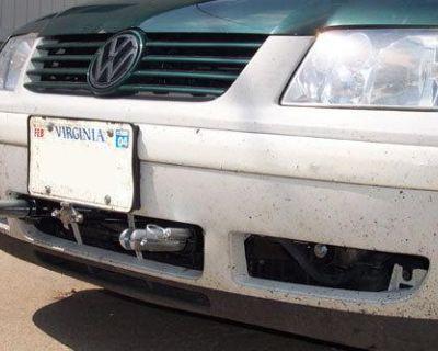 Blue Ox Bx3819 Base Plate For Volkswagen Golf 99-05 Tdi