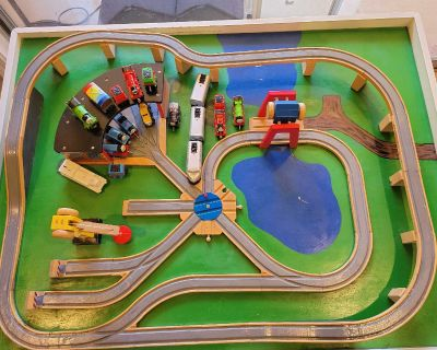 Train Table Top