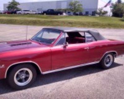 Rare Color 1966 138 Chevelle SS 396 convertible-Possible Trade