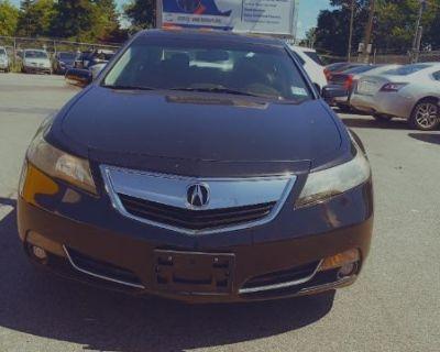 2012 Acura TL 4dr Sdn Auto 2WD