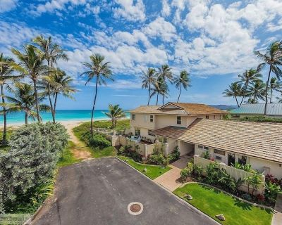 Kailua Beach Front - Licensed: 90/TVU-0248 Available for Nightly Rent - Kailua