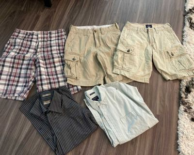 American eagle lot - entire lot is $2