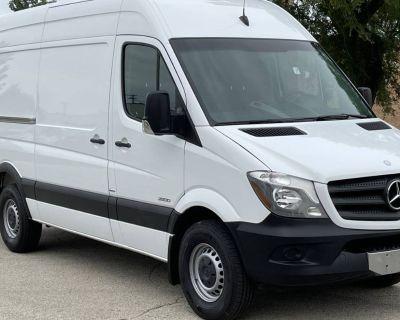 2014 Mercedes-Benz Sprinter Cargo Van 2500
