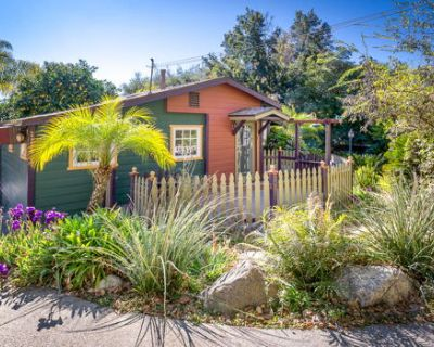 Video Totally Renovated Cottage in Sierra Madre