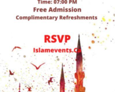 Islamic Heritage Month Event