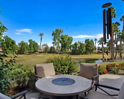 Bright & Beautiful Remodeled Condo in Monterey CC! Large Patio w/Gas Grill, Master w/King Bed & Wifi - Palm Desert