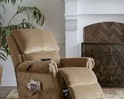 Reaghan Fabric Power Lift Reclining Chair REG Price $1149.00 SALE $499