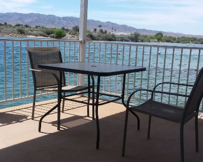 WATERFRONT*PRIVATE BOAT RAMP *SANDY BEACH*GATED COMMUNITY, 3 BEDROOM & 2 BATH - Mohave Valley