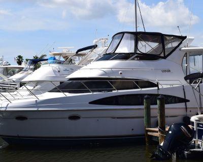 2000 41' Carver 396 Motor Yacht