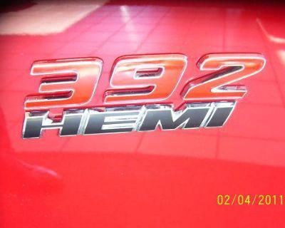 Dch Dodge Challenger Srt8 392 Hemi Fender Emblem Oem 68086136aa Mopar 6.4l Srt