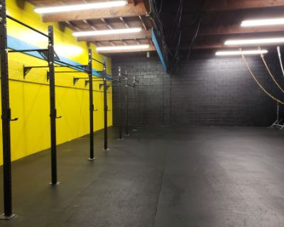 NoHo Open Spaced, Colorful, Boutique Gym, North Hollywood, CA