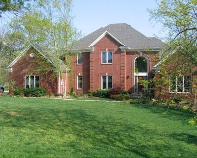 Grand Louisville Home on Enchanting Pond, Surrounded by Woods & Horse Farm - Prospect
