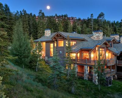 Deer Valley Luxury at an Amazing Price! Ski-in/out, Stunning Views, Private Hot Tub, Wood Fireplace. - Park City