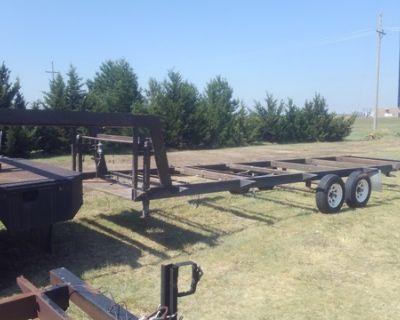 camper trailer frame 31ft 5th wheel