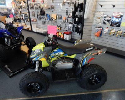 2021 Polaris Outlaw 110 EFI ATV Kids Carroll, OH