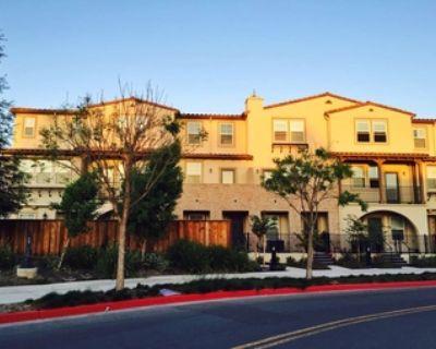 Downtown San Jose 4B3.5B Townhouse for rent