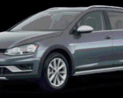 2019 Volkswagen Golf Alltrack S Manual