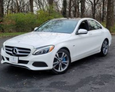 2017 Mercedes-Benz C-Class C 350e Sedan RWD